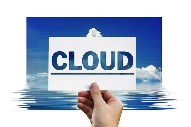 cloud hosting ιστοσελίδας