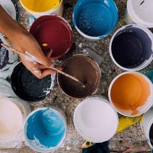 Κατασκευή eshop για χρωματοπωλείο