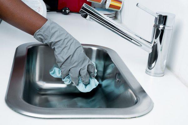 ιστοσελίδα για εταιρεία καθαρισμών